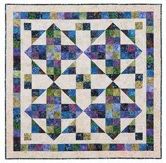 Quilting - Holiday & Seasonal Patterns - Summer Patterns - Mystic ... : patchwork quilt chords - Adamdwight.com