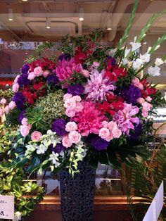 flowerarrangements スタンド花