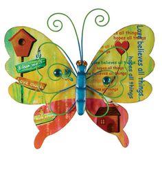 Decorative Butterfly Hanger