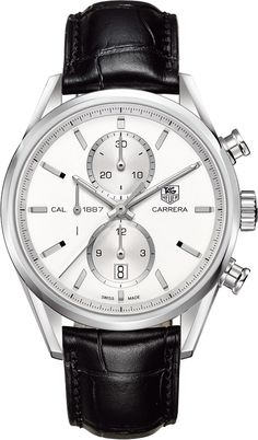 TAG Heuer Carrera Calibre 1887 Chronograph - CAR2111.FC6266