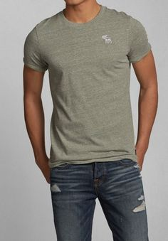Cobble Hill Rolled Cuff Tee