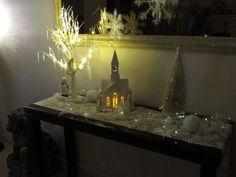 Christmas Village Theme