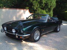 Aston Martin V8 Volante POW spec