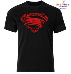 Superman T-shirt Hope Chest Logo T-shirt Symbol by Mens Polo T Shirts, Mens Tees, Kids Shirts, Tee Shirts, New T Shirt Design, Shirt Designs, Kids Outfits, Batman Outfits, Men's T Shirts