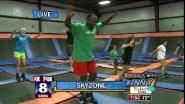 WESTLAKE, Ohio — A whole lot of high-flyin' fun is coming to Northeast Ohio. Sky Zone, an indoor trampoline park,...
