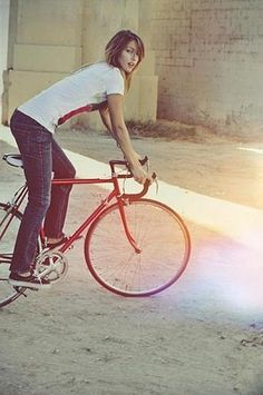 #Riding. #GirlsOnBikes. #RideYourBike. #EnjoyYourLife. #BikeLove.