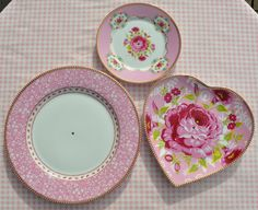 Plates, set of 3 from Pip studio x