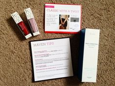 Enter to win a JulepMaven surprise introductory box.