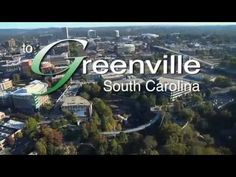 The Greenville Chamber and the City of Greenville teamed up to create this video overview of the area's vibrant culture, natural setting, and business community.