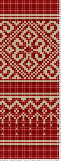 filigree- potential sock pattern or sweater or cross stitch Knitting Charts, Knitting Stitches, Knitting Designs, Knitting Patterns, Beading Patterns, Knitting Projects, Free Knitting, Crochet Chart, Filet Crochet