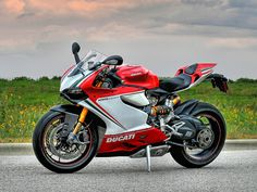 Panigale S at Sunset by Mark T Porter,