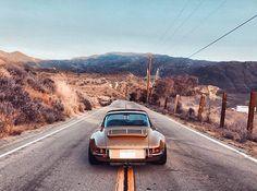 "• Perfection? Porsche 911 ""Targa"" by @singervehicledesign • www.carandvintage.com By @laurent_xavier_moulin #CarVintage  #gold #911targa #singer #singerporsche #ferrari #mercedesbenz #porsche #bmw #bugatti #carporn #vintage #firstpost #first #elegance #lux #luxury #luxurycar #luxurylife #f4f #fashion #cars #londoncars #blacklist #newyork #autoporn #automotive #instacar #follow #cool"