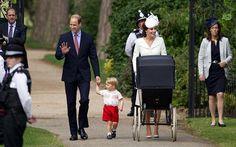 Церемония крещения принцессы Шарлотты прошла в королевском поместье Сандрингем | МК - Лондон