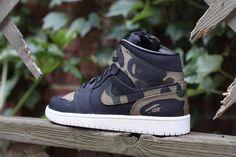 """#ICYMI Air Jordan 1 """"Bape"""" by JBF Customs"""