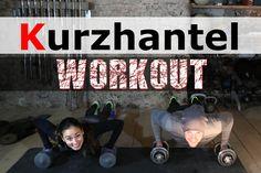 20 Min Hardcore Ganzkörper Workout - HIIT - Hanteltraining Zuhause - Sch...