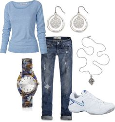 """Saturday"" by nataliegrl on Polyvore"