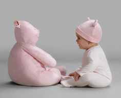 ALALOSHA: VOGUE ENFANTS: Teddy and little me