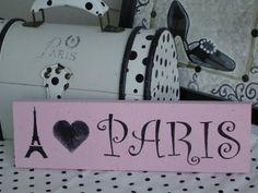 I love Paris so so much !