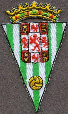 Cordoba Club de Futbol Spain Football Embroidered Patch