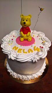 Torty ciasta i ciasteczka Joli: Kubuś Neli