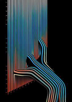 Great series of posters by Uruguayan designer Fermin Guerrero.  More graphic design via We and the color