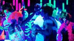 Stiles Stilinski dancing gif