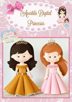 Apostila Digital Princesas