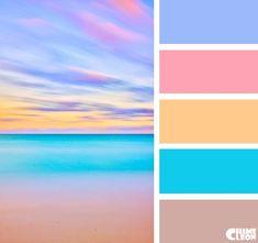 Color Schemes Colour Palettes, Colour Pallette, Color Palate, Color Combos, Sunset Color Palette, Color Palette Challenge, Colour Board, Color Stories, Color Swatches