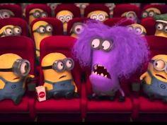 25 Kids Church Rules as demonstrated by the Minions (for Konnex Kidmin) Yellow Minion, Purple Minions, Minions Friends, Happy Birthday Minions, Evil Minions, Funny Minion Videos, Minion Humor, Minion Movie, Bee Do