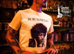 98FM: Bob Marley Beware of posers. 98FM. For rock lovers.