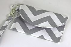 Handmade Modern Clutch Style Chevron by AnnikainChautauqua on Etsy, $19.99, $19.99