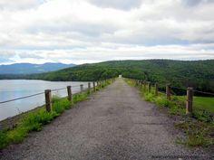 Waterbury Dam in Waterbury , Vermont  # Vermontology