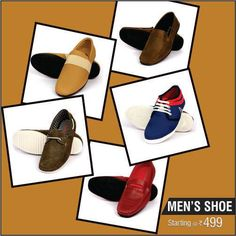 Attractive and designer Shoes. Check it out now : http://www.shopit4me.com/