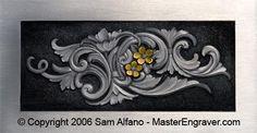 Sam Alfano's Tips & Tricks for Hand Engravers - Stroke Speeds
