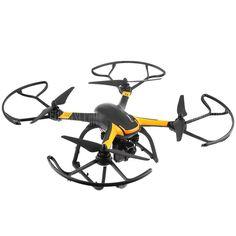 Hubsan H109S X4 PRO 5.8G Drone  -  EU PLUG  BLACK