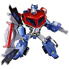 Takara Tomy Transformers Animated: TA-01 Optimus Prime Action Figure