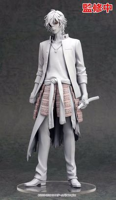 Touken Ranbu - Online - 1/8 - Ookurikara - Orange Rouge (?) - Statuen / PVC - Figuren - Japanshrine Figure Sketching, Figure Drawing, Character Concept, Character Design, Pose Reference Photo, Clay Figures, Action Figures, Anime Figurines, Anime Toys