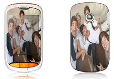 One Direction para LG Cookie Style