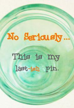 Last-ish Pin. S)