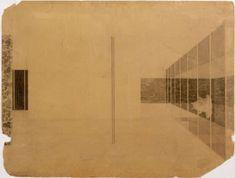 Alfius De Bux   Ludwig Mies van der Rohe. German Pavilion,...