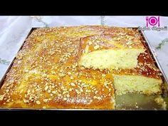 بريوش سائل بحجم عائلي بدون عجن بدون دلك خفيف مثل القطن/فطيرة سائلة روعة - YouTube Middle Eastern Desserts, Croissant, Doughnuts, Cornbread, Banana Bread, Fondant, Biscuits, French Toast, Food And Drink