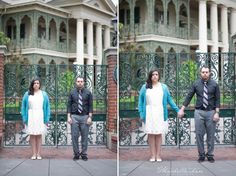 Disneyland engagement photos. This couple is adorable!
