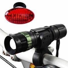 Liked on YouTube: High Quality Bike Lights - Clydesdale Cyclist