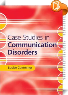 Case Studies in Communication Disorders    ::  Designed for students of speech-language pathology, audiology and clinical linguistics, this valuable text introduces students to all aspects of the assessment, diagnosis and treatment of clients with developmental and acquired communication disorders through a series of structured case studies. Each case study includes questions which direct readers to important features of the case that will facilitate clinical learning. A selection of f...