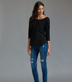 Discover our latest tops. Update your look with the newest blouses, tees, bodysuits and more in the styles, shapes and sizes you need. Hemline, Mini Skirts, Normcore, Skinny Jeans, Knitting, Chic, Long Sleeve, Casual, Sleeves