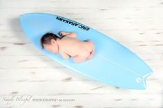 newborn surf ... guess i'm getting my old surfboard out :)