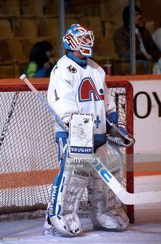 Hockey Goalie, Hockey Games, Hockey Players, Skate, La Kings Hockey, Quebec Nordiques, Goalie Mask, Wayne Gretzky, Colorado Avalanche