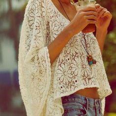 Hippy chic. |Re-pinned by www.borabound.com #borabound #beborabound #islandlifestyle