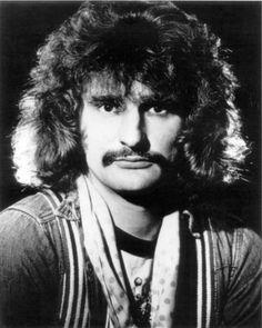 David Byron of Uriah Heep