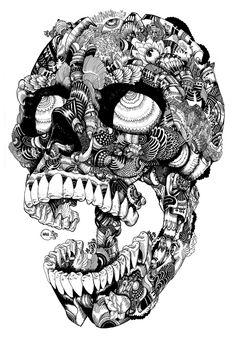 Illustrations by Iain Macaruthur: skull pic 1 copy.jpg